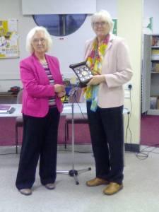 Nikki Barker Award 27.5